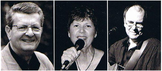 Gaby Rückert, Ingo Koster, Klaus Feldmann